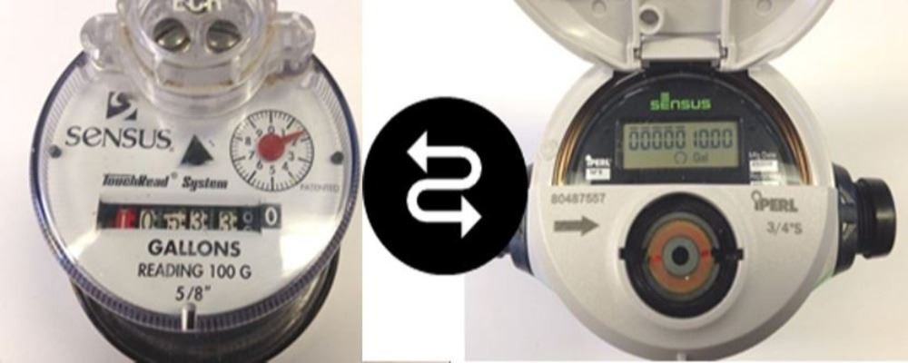 Sensus Water Meters
