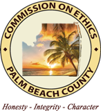 Commission on Ethics Logo