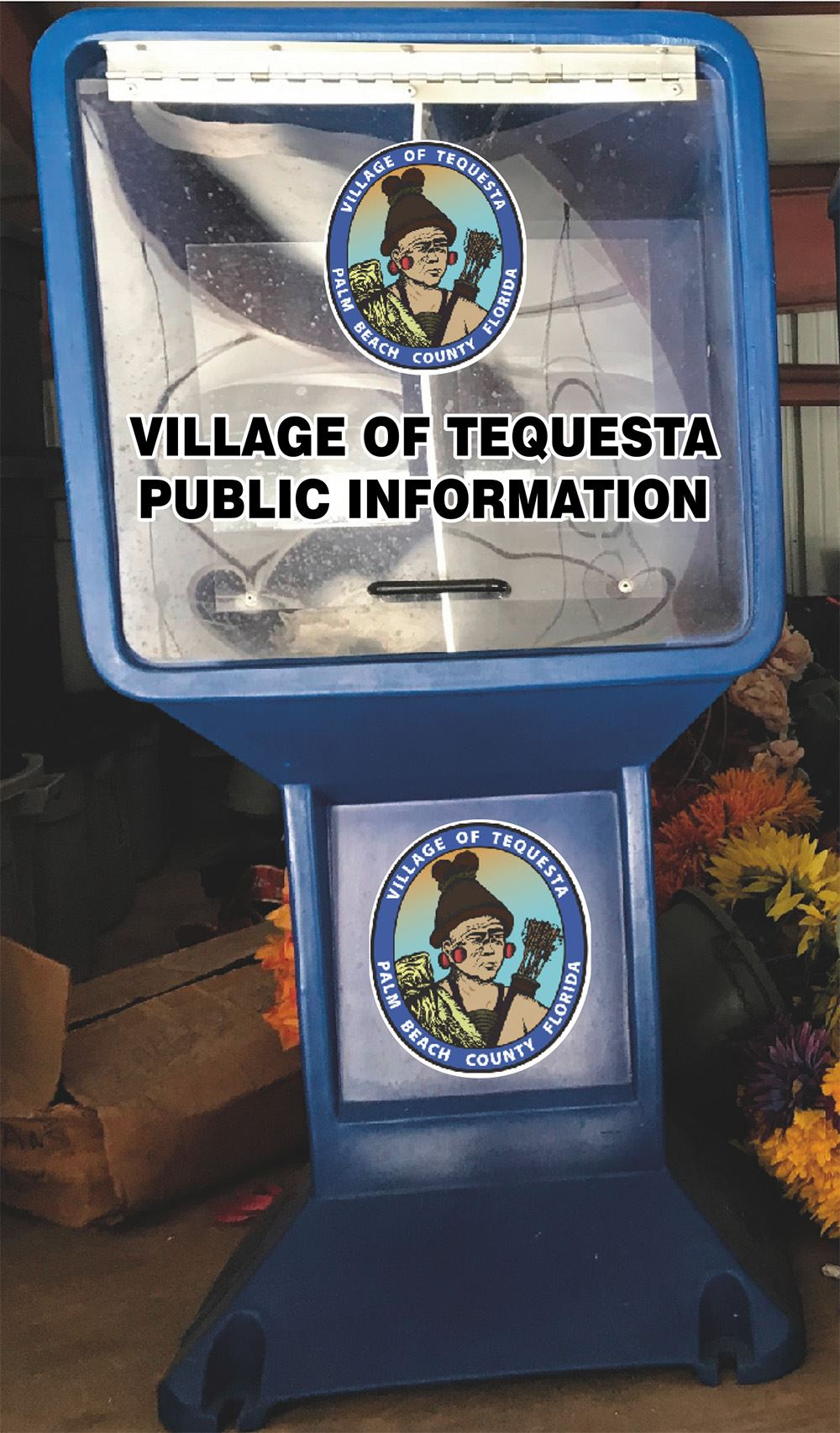 Public Information Distribution Boxes